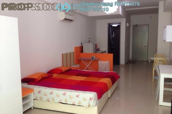 For Rent SoHo/Studio at First Subang, Subang Jaya Freehold Fully Furnished 1R/1B 1.7k