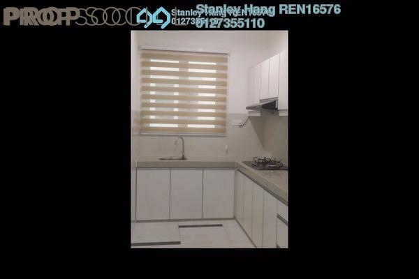 For Rent Serviced Residence at Skypod, Bandar Puchong Jaya Freehold Semi Furnished 1R/1B 1.3k