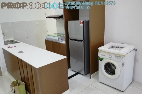 For Rent Serviced Residence at Skypod, Bandar Puchong Jaya Freehold Semi Furnished 3R/2B 1.9k