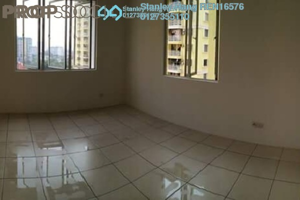 For Rent Condominium at Platinum Lake PV10, Setapak Leasehold Semi Furnished 3R/2B 1.5k
