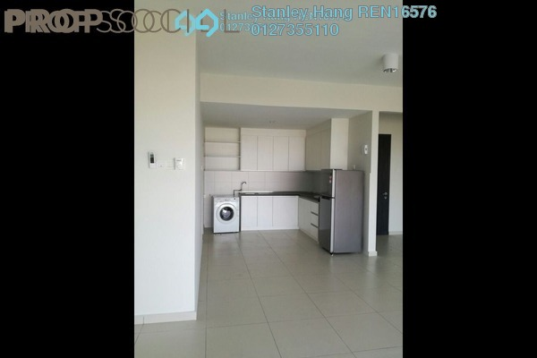 For Rent Condominium at Zefer Hill Residence, Bandar Puchong Jaya Freehold Semi Furnished 4R/3B 1.8k
