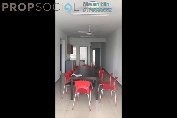 For Rent Condominium at Casa Residenza, Kota Damansara Freehold Fully Furnished 3R/2B 1.8k