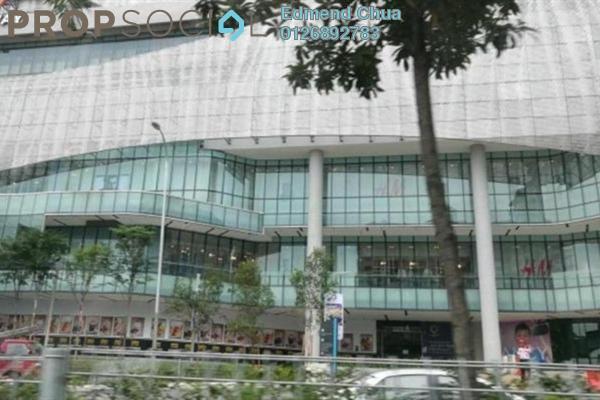 For Rent Office at Menara Zurich, Johor Bahru Freehold Semi Furnished 0R/0B 5k