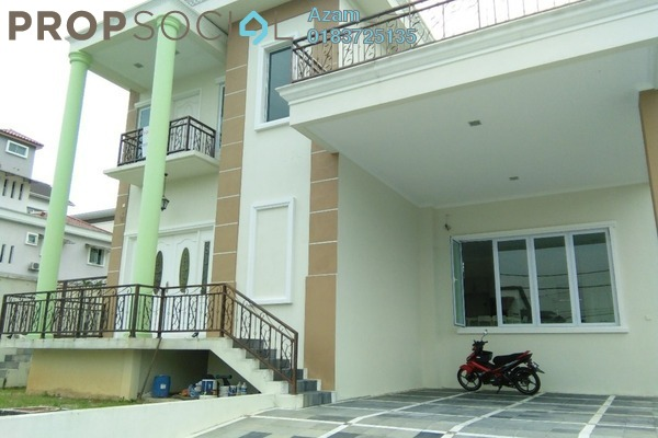 For Sale Bungalow at Kemensah Heights, Kemensah Freehold Semi Furnished 7R/5B 5m