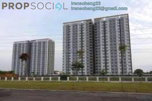 For Rent Condominium at Kemuning Aman, Kota Kemuning Freehold Semi Furnished 3R/2B 850translationmissing:en.pricing.unit