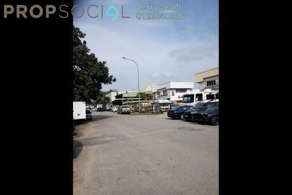 For Sale Factory at Taman Perindustrian Puchong, Puchong Freehold Unfurnished 0R/0B 3.09m