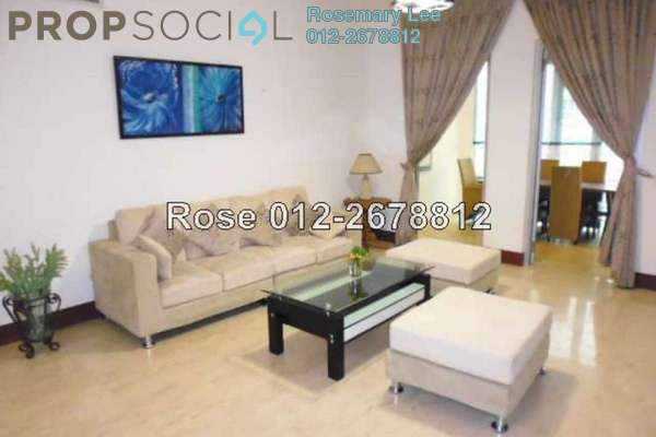For Sale Condominium at Kirana Residence, KLCC Freehold Fully Furnished 2R/3B 2.2百万