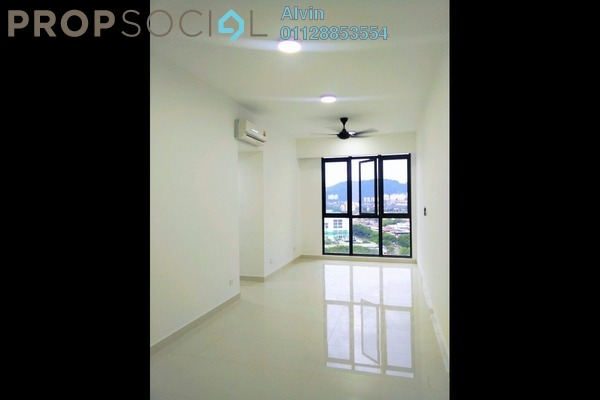 For Rent Condominium at Shamelin Star Serviced Residences, Cheras Freehold Semi Furnished 2R/2B 2k