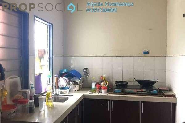 For Sale Apartment at Mayang Apartment, Bandar Putra Permai Freehold Semi Furnished 3R/2B 285k