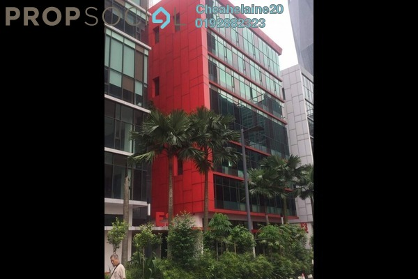 For Rent Office at Empire Damansara, Damansara Perdana Freehold Semi Furnished 0R/4B 20k