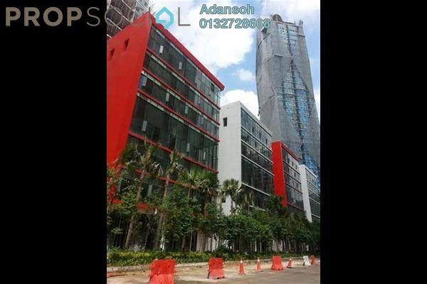 For Rent Office at Empire Damansara, Damansara Perdana Freehold Semi Furnished 0R/4B 20k