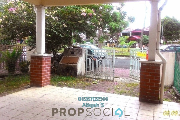 For Rent Terrace at Section 7, Shah Alam Freehold Unfurnished 4R/3B 1.6k