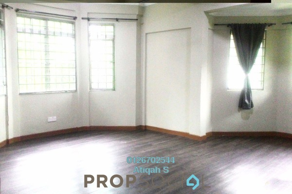 For Rent Townhouse at Section 7, Shah Alam Freehold Semi Furnished 3R/2B 1.8k