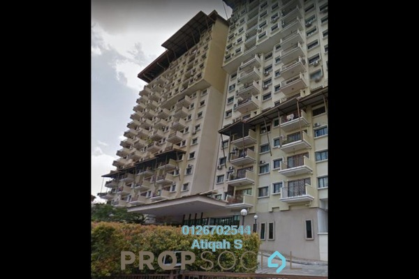 For Rent Condominium at Puri Aiyu, Shah Alam Freehold Unfurnished 3R/2B 1.2k