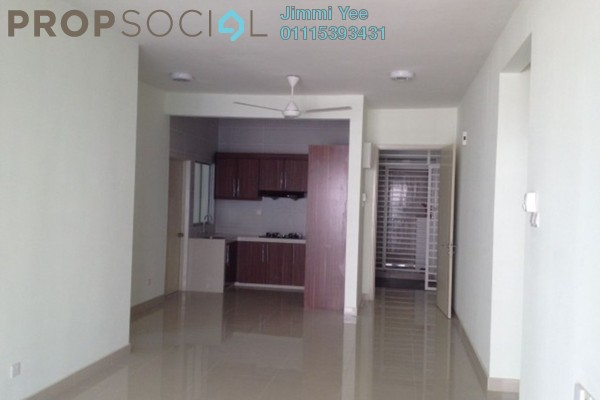 For Rent Condominium at Green Terrain, Cheras South Freehold Semi Furnished 4R/3B 1.5k