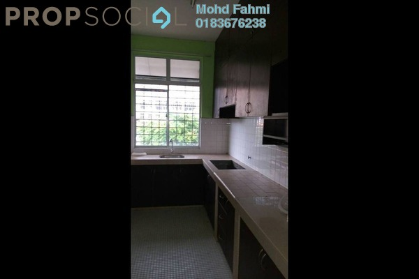 For Rent Apartment at Mahsuri Apartment, Setiawangsa Freehold Unfurnished 3R/2B 1.4k