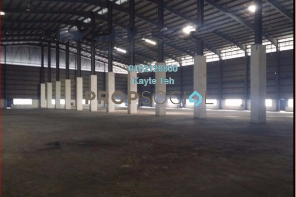 For Rent Factory at Bukit Raja Selatan Industrial Area, Shah Alam Freehold Unfurnished 0R/0B 130k