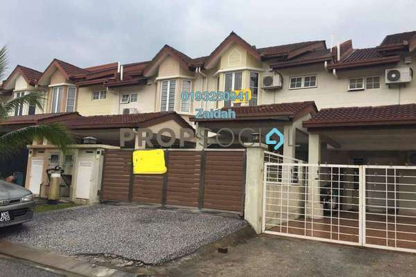For Sale Terrace at Alam Nusantara, Setia Alam Freehold Unfurnished 4R/4B 670k