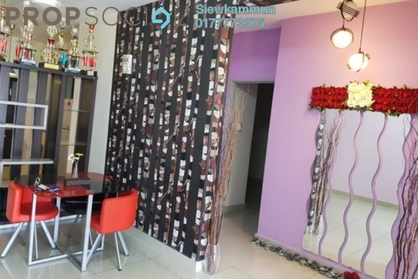 For Rent Condominium at One Damansara, Damansara Damai Freehold Semi Furnished 3R/2B 1.25k