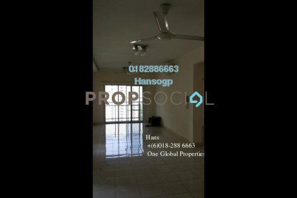 For Sale Condominium at Metropolitan Square, Damansara Perdana Leasehold Semi Furnished 3R/2B 599k
