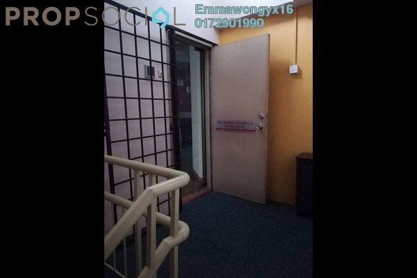 For Sale Office at Medan Selayang, Selayang Freehold Semi Furnished 0R/0B 280k