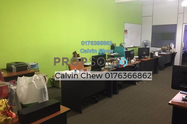 For Rent Office at Kuchai Business Park, Kuchai Lama Freehold Semi Furnished 4R/2B 1.7k