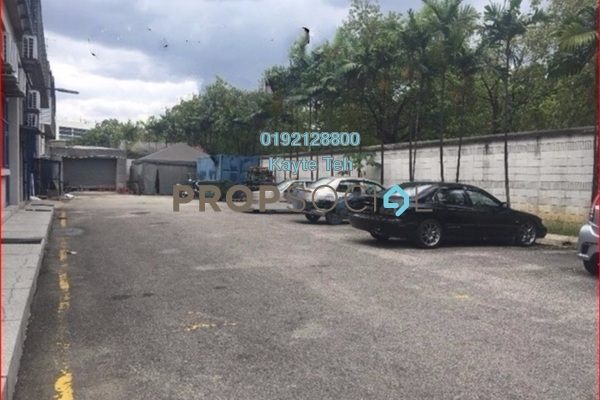 For Sale Factory at Bukit Jelutong Industrial Park, Bukit Jelutong Freehold Unfurnished 0R/0B 12m