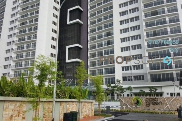 For Rent Condominium at Casa Green, Cheras South Freehold Semi Furnished 4R/3B 1.8k