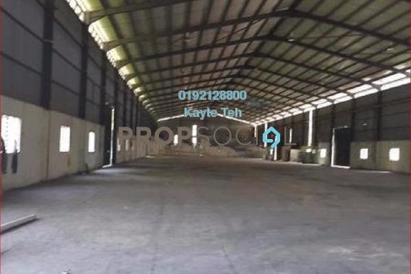 For Sale Factory at Kota Kemuning Industrial Park, Kota Kemuning Freehold Unfurnished 0R/0B 28m