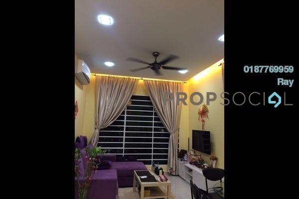 For Rent Condominium at Amaya Maluri, Cheras Freehold Fully Furnished 1R/2B 2.1k