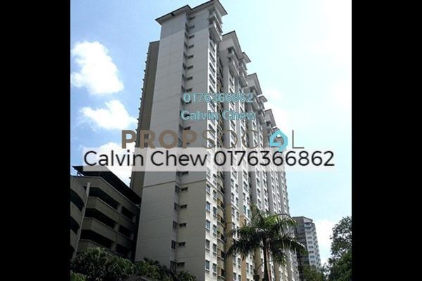 For Sale Condominium at Widuri Impian, Desa Petaling Freehold Unfurnished 3R/2B 297k