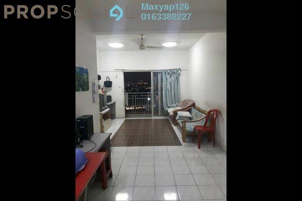 For Sale Apartment at Vista Magna, Kepong Freehold Semi Furnished 3R/2B 330k
