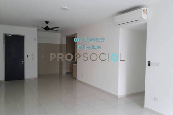 For Rent Condominium at Midfields 2, Sungai Besi Freehold Unfurnished 3R/2B 1.4k