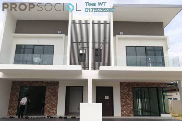 For Sale Terrace at Bandar Sunway Semenyih, Semenyih Freehold Unfurnished 4R/3B 690k
