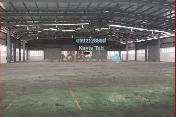 For Rent Factory at Hicom Glenmarie, Shah Alam Freehold Unfurnished 0R/0B 59k