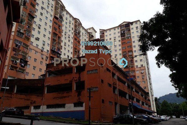 For Sale Apartment at Mesra Prima, Ampang Leasehold Unfurnished 3R/2B 235k