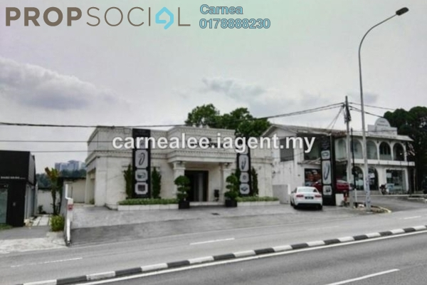 For Rent Shop at Bangsar Peak, Bangsar Freehold Semi Furnished 0R/2B 25k