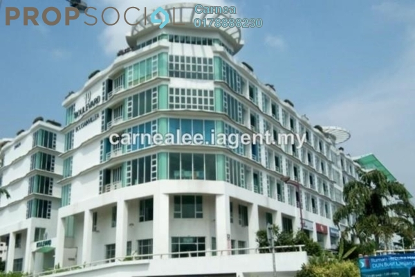 For Rent Shop at 10 Boulevard, Bandar Utama Freehold Semi Furnished 0R/0B 2.4k