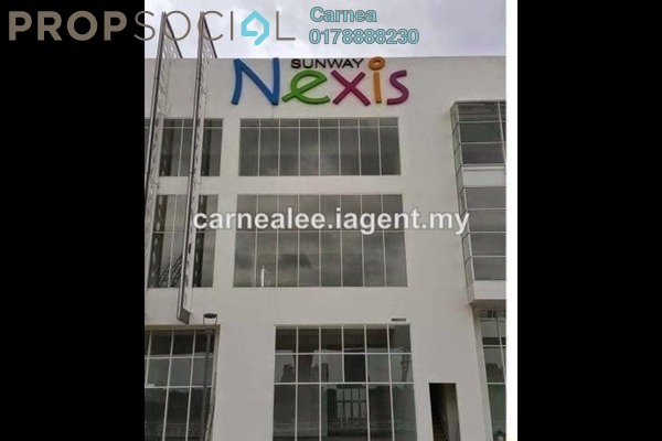 For Rent Shop at Sunway Nexis, Kota Damansara Freehold Unfurnished 0R/0B 19k