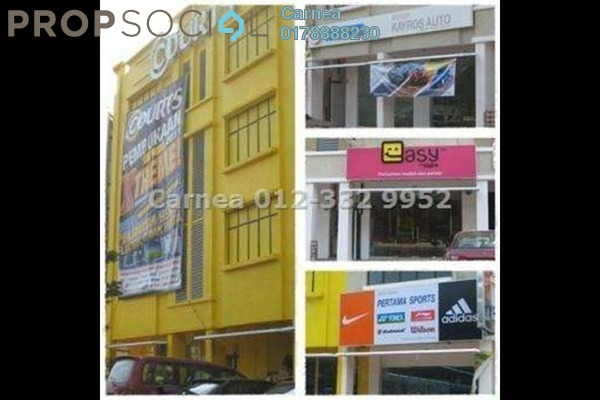 For Rent Shop at TSB Commercial Centre, Sungai Buloh Freehold Unfurnished 0R/2B 2.5k