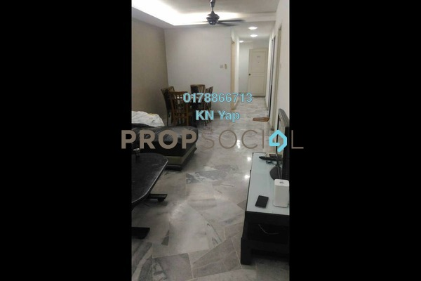 For Sale Condominium at Palm Court, Brickfields Freehold Fully Furnished 3R/2B 530k