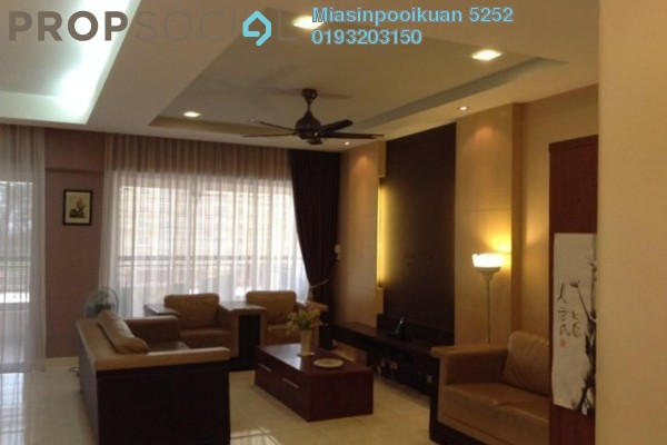 For Rent Condominium at Seri Maya, Setiawangsa Freehold Fully Furnished 4R/3B 3.2k