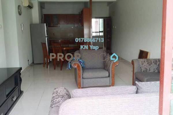 For Rent Condominium at Hartamas Regency 1, Dutamas Freehold Semi Furnished 3R/2B 2.8k