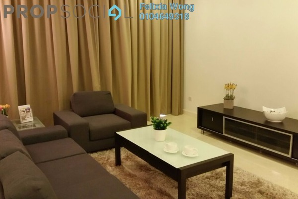 For Sale Condominium at 6 CapSquare, Dang Wangi Freehold Fully Furnished 2R/2B 1.39m