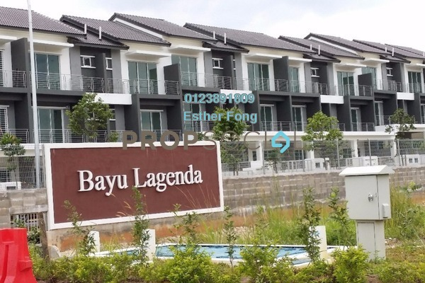 For Rent Terrace at Bayu Lagenda, Rawang Freehold Semi Furnished 5R/5B 1.2k
