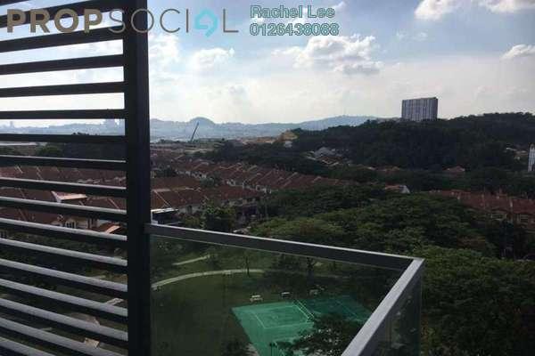 For Rent Condominium at Silk Residence, Bandar Tun Hussein Onn Freehold Semi Furnished 3R/2B 1.3k