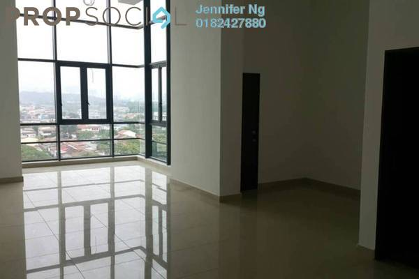 For Sale Duplex at Infinity Tower, Kelana Jaya Freehold Semi Furnished 1R/1B 635k