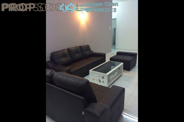 For Rent Semi-Detached at Green Street Homes, Seremban 2 Freehold Fully Furnished 3R/2B 1.8k