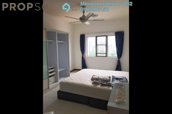For Rent Condominium at Desa Putra, Wangsa Maju Freehold Semi Furnished 3R/2B 2.5k