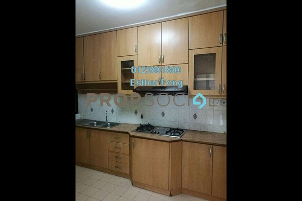 For Rent Condominium at Villa Angsana, Jalan Ipoh Freehold Semi Furnished 3R/2B 1.6k